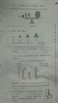 2013年北京市五年级下册抽测数学试卷A